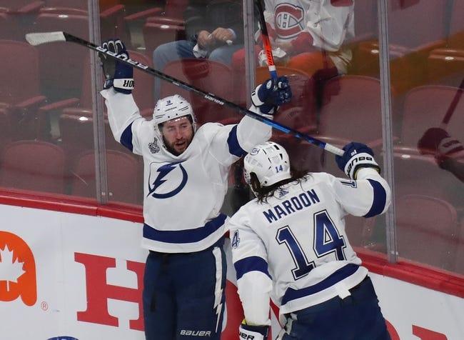 Tampa Bay Lightning at Montreal Canadiens - 7/5/21 NHL Picks and Prediction