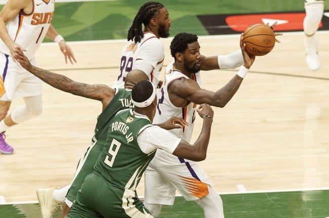 Best NBA Player Props: Phoenix Suns at Milwaukee Bucks 7/14/21