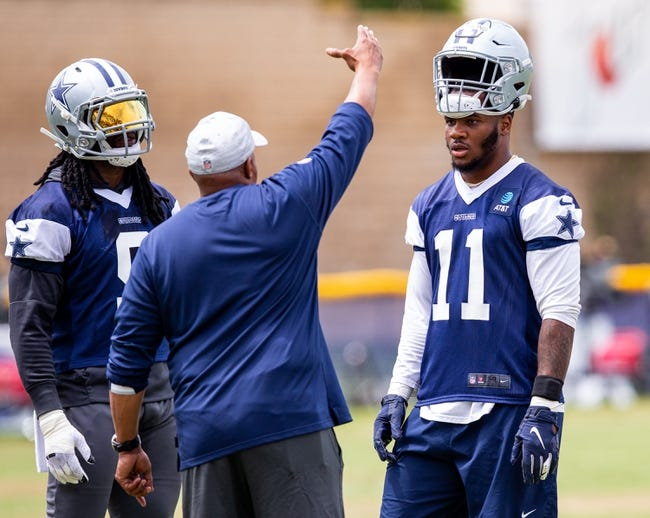 Dallas Cowboys at Pittsburgh Steelers - 8/5/21 NFL Picks and Prediction
