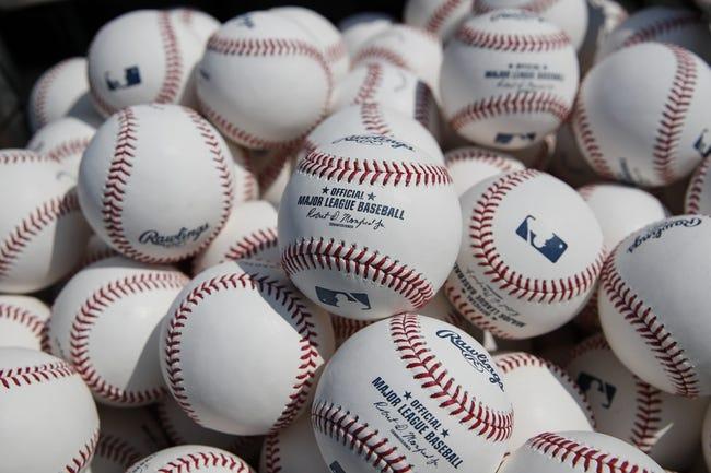 Mitch's MLB Score