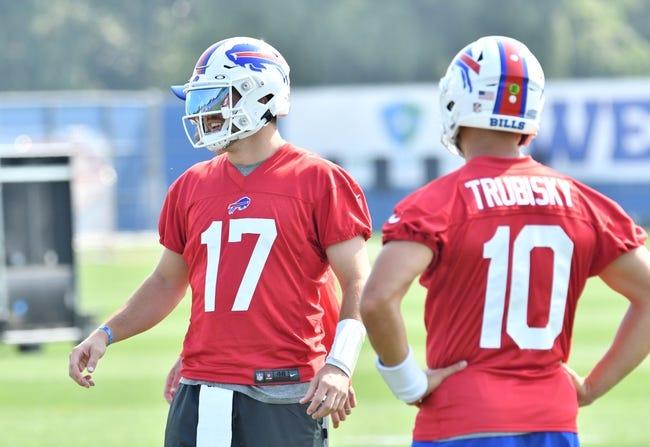 Buffalo Bills at Detroit Lions: 8/13/21 NFL Picks and Prediction