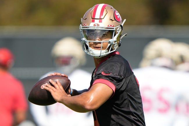 Kansas City Chiefs at San Francisco 49ers - 8/14/21 NFL Picks and Prediction