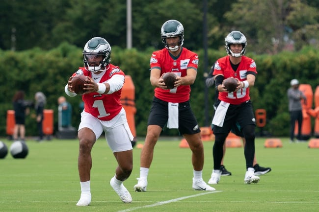 Pittsburgh Steelers at Philadelphia Eagles 8/12/21 NFL Picks and Predictions