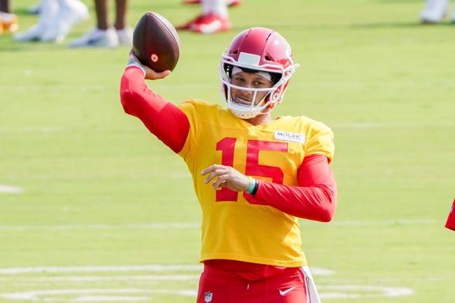 Kansas City Chiefs at Arizona Cardinals 8/20/21 NFL Picks and Predictions