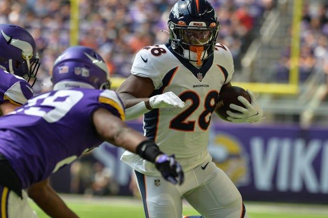 Los Angeles Rams at Denver Broncos - 8/28/21 NFL Picks and Prediction