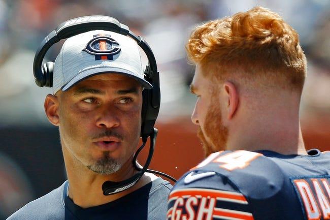 Buffalo Bills at Chicago Bears - 8/21/21 NFL Picks and Prediction