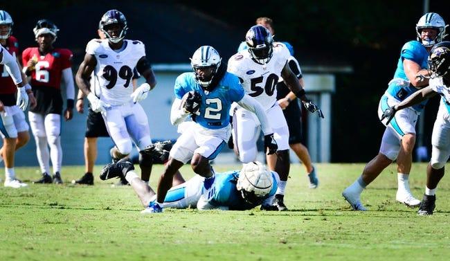 Baltimore Ravens at Carolina Panthers - 8/21/21 NFL Picks and Predictions