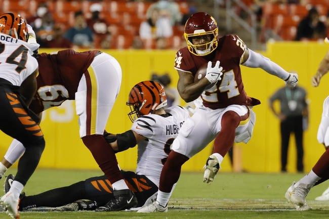 Los Angeles Chargers at Washington Football Team: 9/12/21 NFL Picks and Prediction
