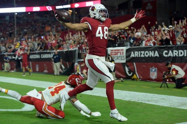 Arizona Cardinals at New Orleans Saints 8/28/21 NFL Picks and Predictions