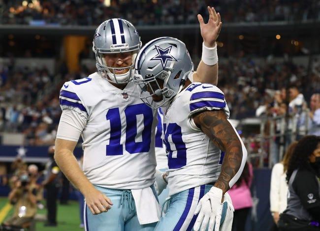 Jacksonville Jaguars at Dallas Cowboys: 8/29/21 NFL Picks and Predictions