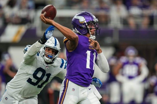 Minnesota Vikings at Kansas City Chiefs - 8/27/21 NFL Picks and Prediction