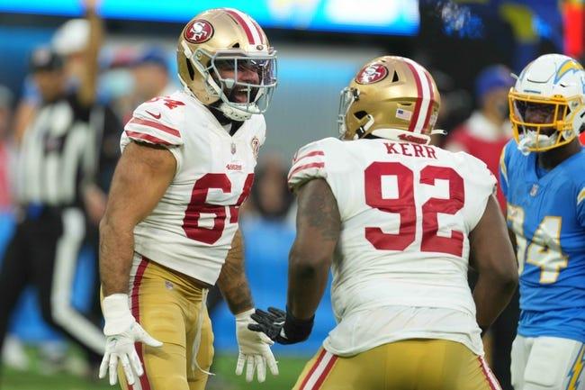 Las Vegas Raiders at San Francisco 49ers 8/29/21 NFL Picks and Predictions