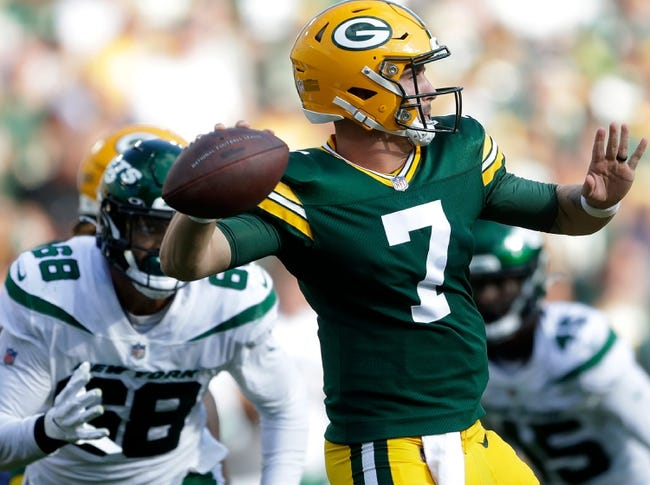 Green Bay Packers at Buffalo Bills 8/28/21 NFL Picks and Predictions