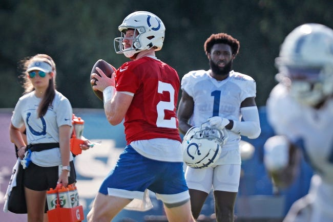Indianapolis Colts at Detroit Lions - 8/27/21 NFL Picks and Prediction