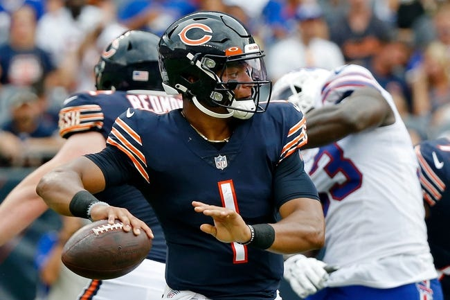 Chicago Bears at Tennessee Titans - 8/28/21 NFL Picks and Prediction
