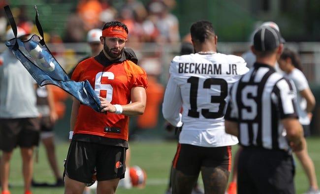 Cleveland Browns at Atlanta Falcons 8/29/21 NFL Picks and Predictions