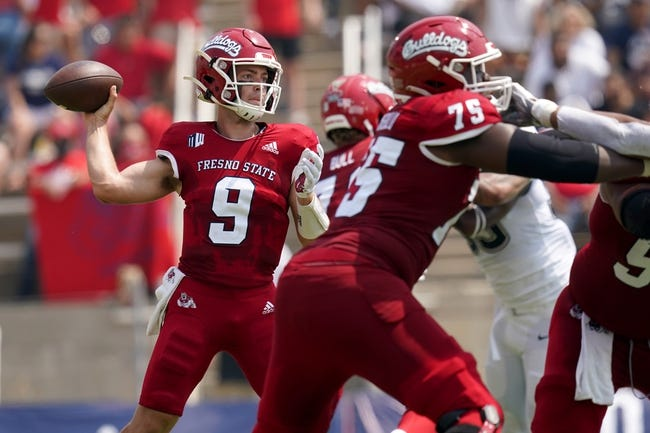 Fresno State at Oregon: 9/4/21 College Football Picks and Predictions