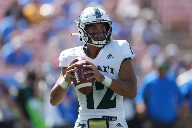 Hawaii at Oregon State: 9/11/21 College Football Picks and Predictions