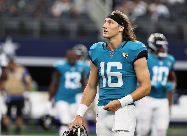 Jacksonville Jaguars at Houston Texans: 9/12/21 NFL Picks and Predictions