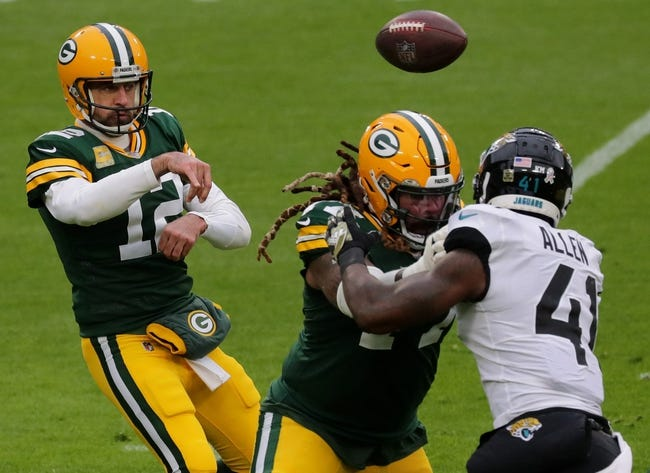 Green Bay Packers at New Orleans Saints: 9/12/21 NFL Picks and Prediction