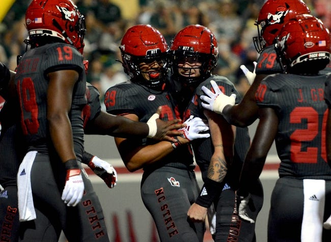 NC State at Mississippi State 9/11/21 College Football Picks and Predictions