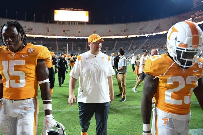 Pittsburgh at Tennessee: 9/11/21 College Football Picks and Predictions