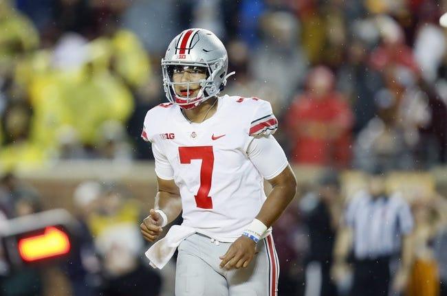 Oregon at Ohio State - 9/11/21 College Football Picks and Prediction