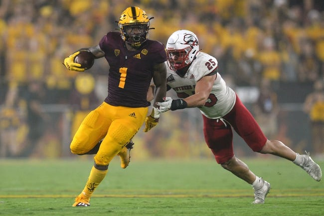 UNLV at Arizona State 9/11/21 College Football Picks and Predictions