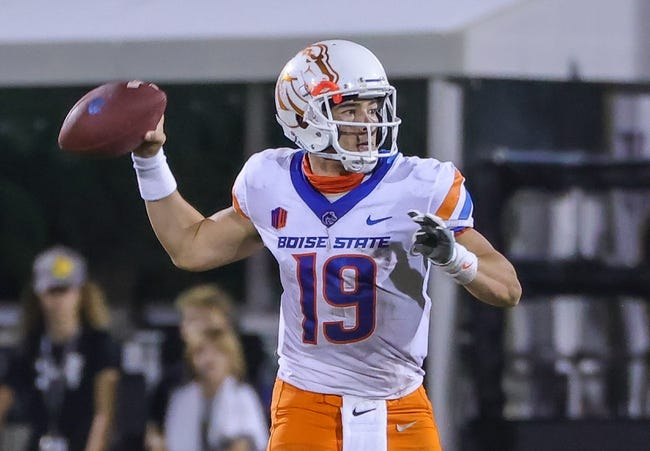 UTEP at Boise State: 9/10/21 College Football Picks and Predictions