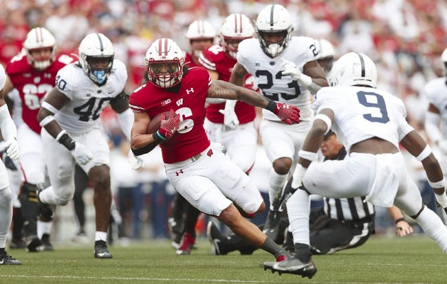 Eastern Michigan at Wisconsin - 9/11/21 College Football Picks and Prediction