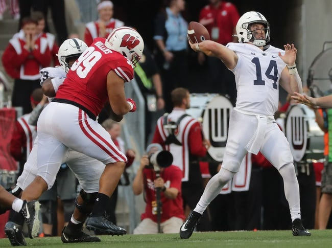 Ball State at Penn State: 9/11/21 College Football Picks and Predictions