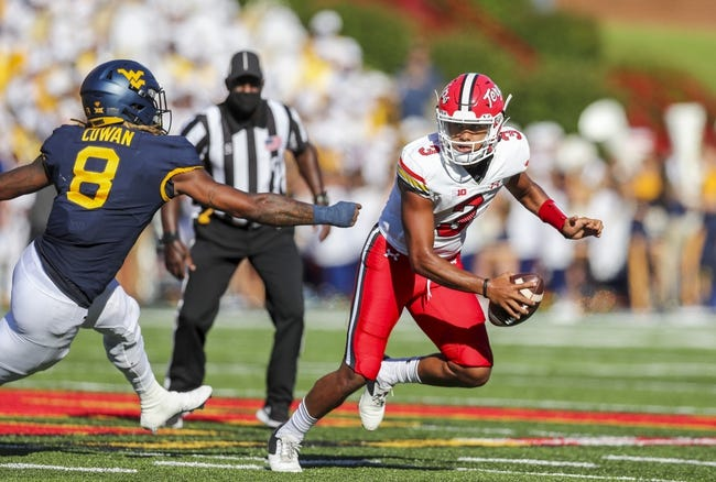 Maryland at Illinois - 9/17/21 College Football Picks and Prediction