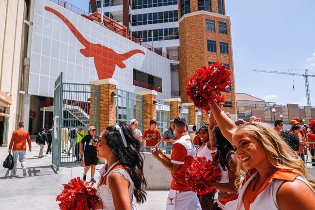 Texas at Arkansas 9/11/21 College Football Picks and Predictions
