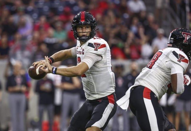 FIU at Texas Tech - 9/18/21 College Football Picks and Prediction