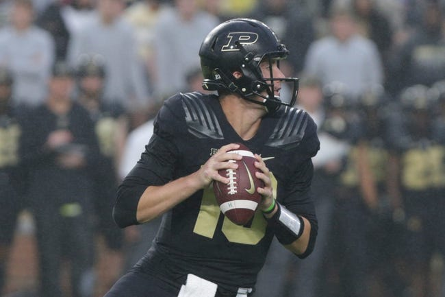 Purdue at UCONN - 9/11/21 College Football Picks and Prediction