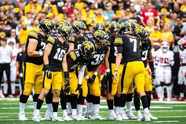 Iowa at Iowa State: 9/11/21 College Football Picks and Predictions