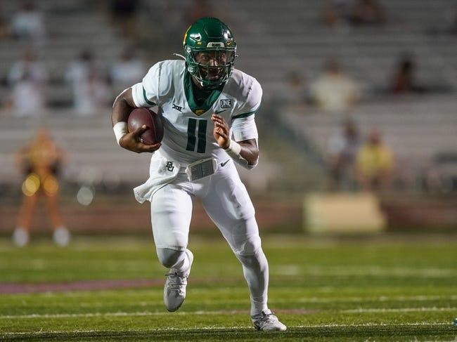 Baylor at Kansas - 9/18/21 College Football Picks and Prediction