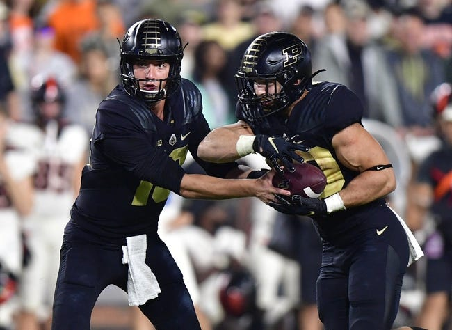 Purdue at Notre Dame - 9/18/21 College Football Picks and Prediction