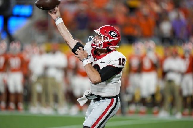 UAB at Georgia: 9/11/21 College Football Picks and Predictions
