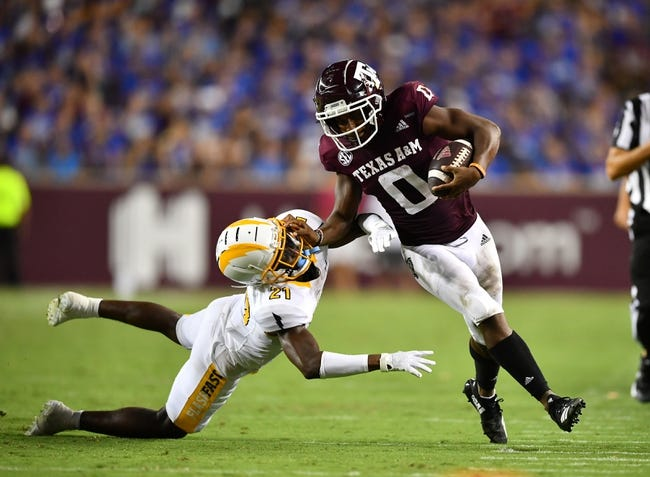 Texas A&M at Colorado 9/11/21 College Football Picks and Predictions