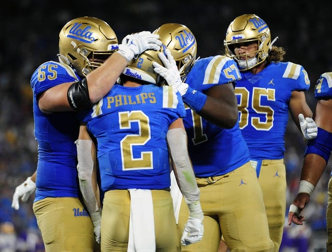 Fresno State at UCLA: 9/18/21 College Football Picks and Predictions