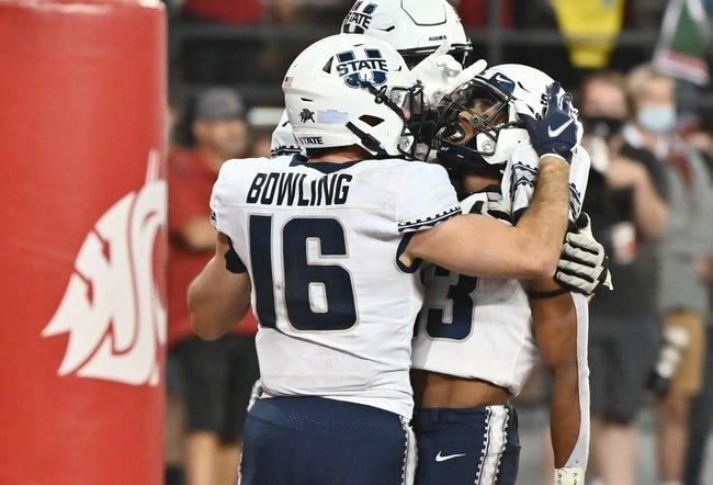Utah State at Air Force: 9/18/21 College Football Picks and Predictions