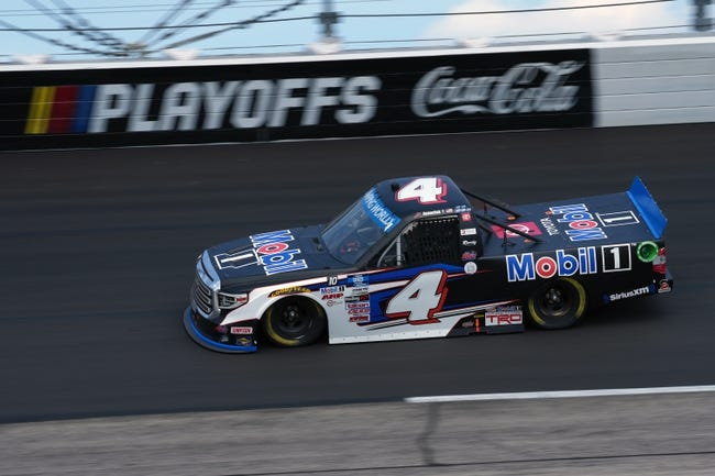 2021 Victoria's Voice Foundation 200 -NASCAR Camping World Truck Series Picks, Odds, and Prediction 9/24/21