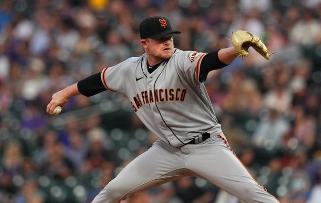 Los Angeles Dodgers at San Francisco Giants NLDS: 10/8/21 MLB Picks and Predictions