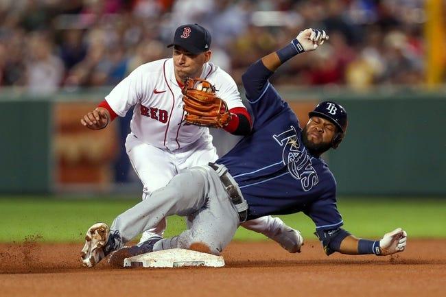 Boston Red Sox at Tampa Bay Rays - 10/7/21 MLB Picks and Prediction