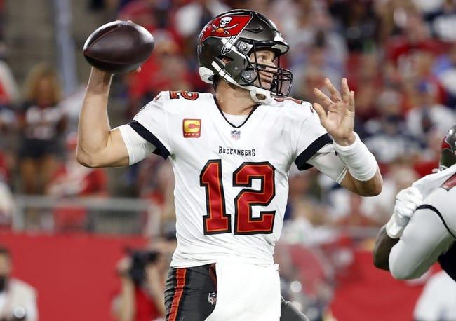Atlanta Falcons at Tampa Bay Buccaneers 9/19/21 NFL Picks and Predictions