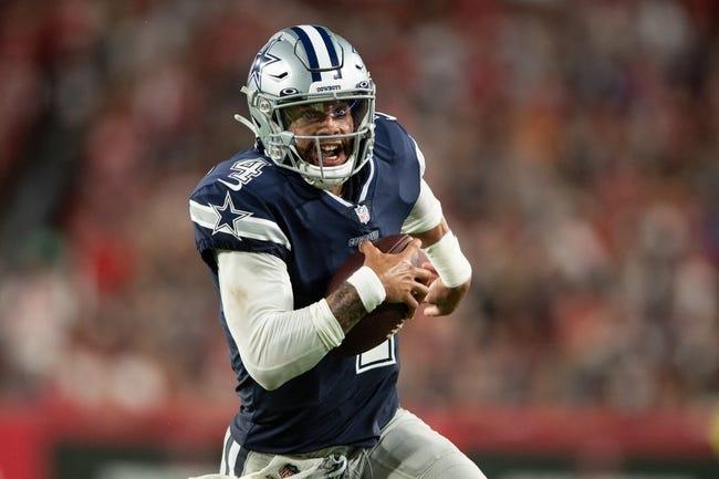 Dallas Cowboys at Los Angeles Chargers: 9/19/21 NFL Picks and Predictions