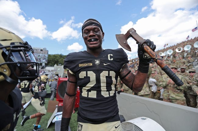 UCONN at Army: 9/18/21 College Football Picks and Predictions