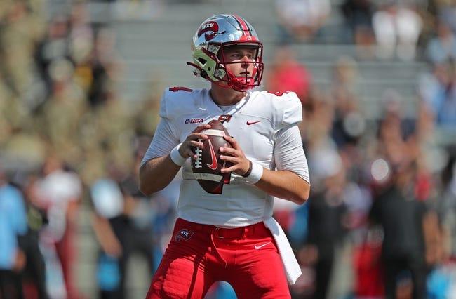 Indiana at WKU: 9/25/21 College Football Picks and Prediction