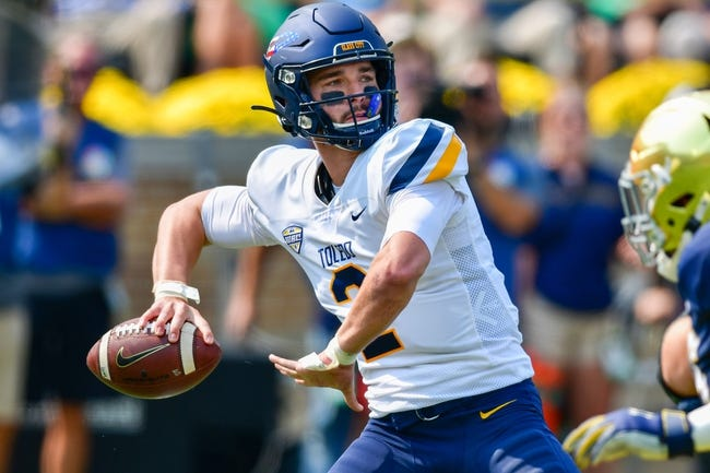 Colorado State at Toledo - 9/18/21 College Football Picks and Prediction
